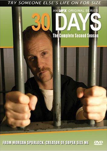 30 DAYS:COMPLETE SECOND SEASON BY SPURLOCK,MORGAN (DVD)